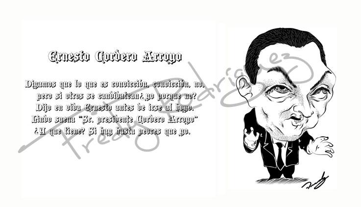 Cordero Arroyo 2
