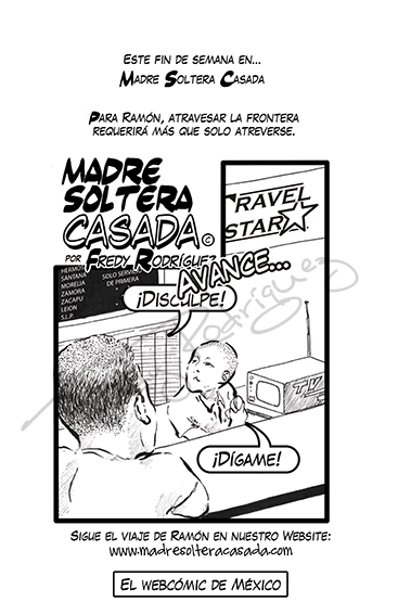 MSC Avance Para Ramón 185 w